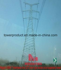 Mggatro 500kv Szt3 Drum Type Double Circuit Suspension Tower pictures & photos