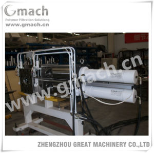 Automatic Self-Cleaning Backflush Screen Changer for Plastic Extrusion Machine pictures & photos