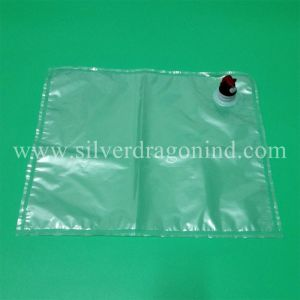 Clear Bag in Box for Water Packing pictures & photos