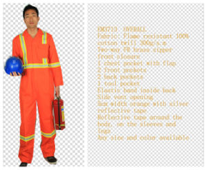Wholesale Cheap Safety Working Coverall Workwear Uniforms pictures & photos