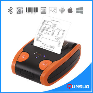 China Factory Android 58mm Bluetooth Mini Printer pictures & photos