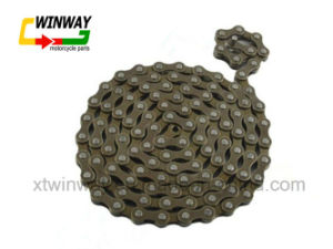 Bicycle Chain 114L for 6s or 7s Freewheel pictures & photos