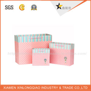 Fashion White Paper Bags, Decorative Paper Bags pictures & photos