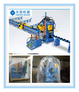 Power Transmission Steel Tower Manufacturing Machine Apm2020 pictures & photos