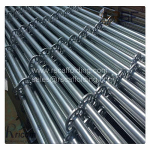 Galvanized Layher Ringlock System Scaffolding pictures & photos