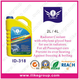 Car Care Product Radiator Coolant pictures & photos