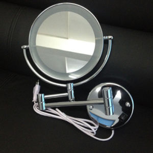 Hotel Guestroom Mirror Magnifying Cosmetic Mirror Factory Hsy97 pictures & photos