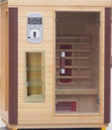Infrared Sauna FIR-381 (3 Person) (FRB-381)