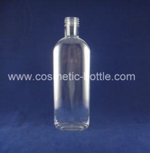 Round Shaped Pet Bottles (FPET240-D)