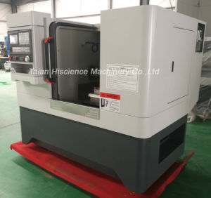 2017 Newest Linear Guide Rail Metal CNC Lathe Machine pictures & photos
