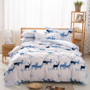 Spring and Summer Pure Cotton Bedding Set pictures & photos