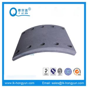 Semi Metallic High Quality 19094 Brake Lining for BPW 200 pictures & photos