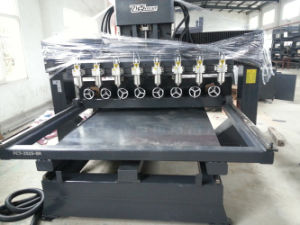 4 Axis CNC Wood Router/Engraving Machine pictures & photos
