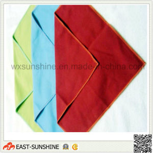 220GSM Microfiber Suede Towel for Window (DH-MC0221) pictures & photos