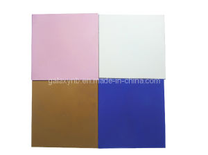 High Quality Titanium Plate in Different Electroplating Colors pictures & photos