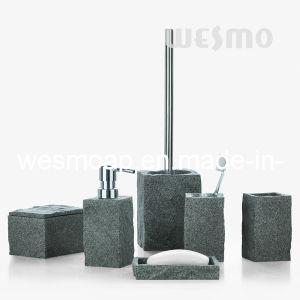 Imitation Rock Bathroom Accessories (WBP0347A) pictures & photos