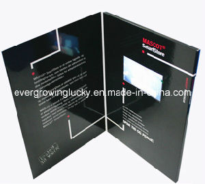 A4 Size Customized Video Card pictures & photos