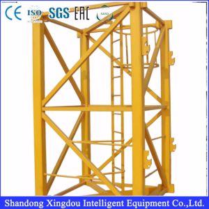 5/6/12 Ton Topkit Tower Crane Price Good 5013-5 pictures & photos