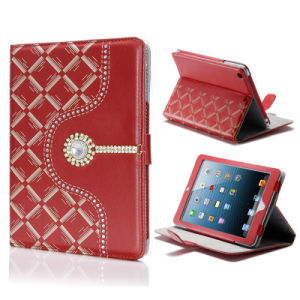 Goospery Mercury Stand Filp Leather Tablet Case for iPad Mini2 pictures & photos