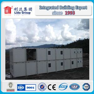 Living Container House for Dormitory pictures & photos
