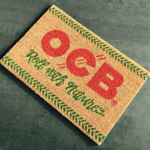 Logo Promotional Adveritising Branding Custom Printed Coco Coir Coconut Fiber Entrance Welcome Door Mats pictures & photos