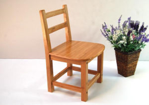 Bamboo Wood Dining Chairs Modern Chairs Back Rest Chairs Children Chairs (M-X2031) pictures & photos