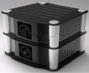 3D Superposition Projectors 1800lumens for Outdoor pictures & photos