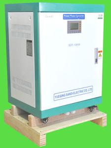 12kw Single Phase 110/120/220/230/240VAC Input to 3 Phase 380/400/415/440/480VAC Output Phase Converter/Inverter