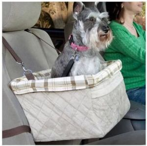 Pet Dog Puppy Cat Car Seat Carrier Car Auto Vehicle Booster Seat Travel Tote Bag pictures & photos