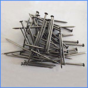 Guangzhou Polishing Common Iron Wire Nails pictures & photos