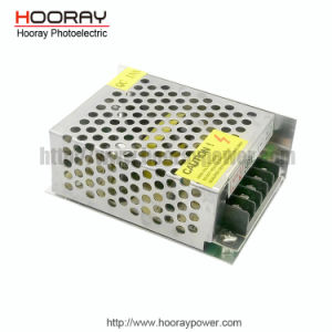Factory AC DC 12V1a 2A 24V1a 12W 24W 25W Universal Switching Power Supply LED Driver, CCTV pictures & photos