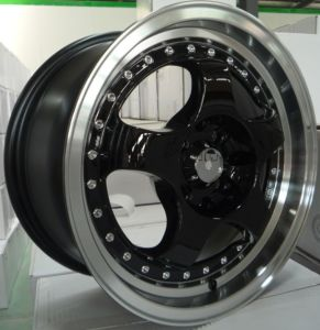 New Fashione Alloy Wheels 4X114.3 4X100 5X112 5X120 5X100 pictures & photos