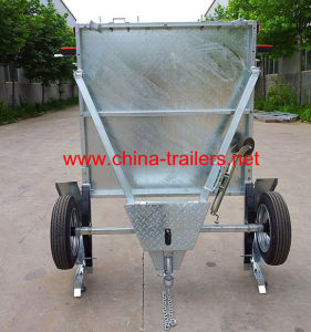 Utility Trailer for Sale Tr0401 pictures & photos