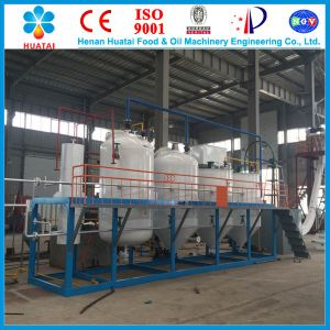 2015 China Top Quality Huatai Brand New Design Palm Oil Processing Machine Plant From Huatai