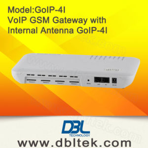 4-Port VoIP GSM Gateway with Internal Antennas GoIP-4I pictures & photos