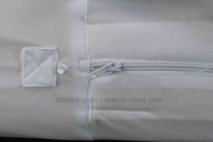High Quality Polyster Knit Bedbug Mattress Cover Zipper pictures & photos