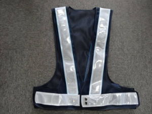 Rechargeable EL Safety Vest