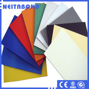 Neitabond Interior Clading Material Aluminum Plastic Sheet with 100 Kind Colors pictures & photos