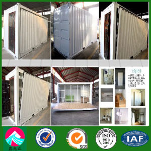 20ft Modified Shipping Container Living House with Lifting System (XGZ-CH017) pictures & photos