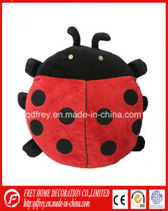 Huggable Baby Toy of Plush Ladybird pictures & photos