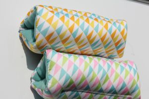 Cushion Roll Pillow& Roll Shape Pillow& Neckroll Pillow with Cover