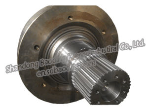Hot Forged Perforating Roller of Material 45# pictures & photos