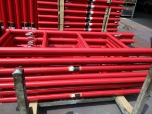 Heavy Duty Scaffold H. L. Shoring Frames pictures & photos