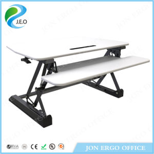 Ergonomic Computer Sit Stand Desk/Standing Desk (JN-LD07) pictures & photos