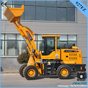 Compact Mini Articulated Small Shovel Wheel Loader with Ce pictures & photos