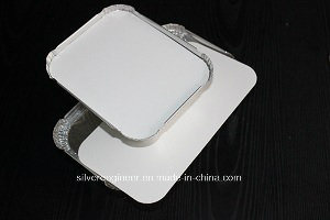 350g Aluminium Foil Container Cover pictures & photos