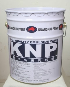 Non-Toxic and Odorless Interior Emulsion Paint