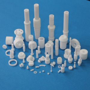 High Precise Plastic Parts (PTFE Peek Pai Ultem1000 POM Delrin PA6 PA66 Rexolite1422 PET-P)
