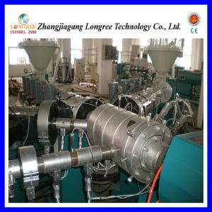 PPR Water Supply Pipe Extruder Production Line (Dia. 16-160mm) pictures & photos