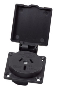 (060202) Australia IP54 Waterproof SAA 15A 3pin Australian Socket Electrical Socket pictures & photos